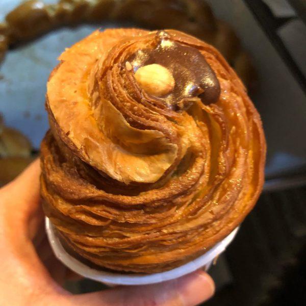 Ferrero Rocher Cruffin